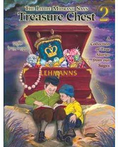 The Little Midrash Says Treasure Chest 2