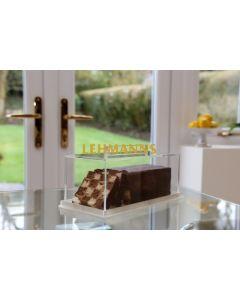 Feldart: Cake Log Holder - Rectangular