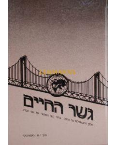 גשר החיים חלק ג - ההסתכלות על החיים