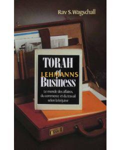 Torah et Business (Relie)