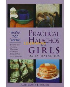 Practical Halochos for Girls - Daily Halochos