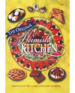 The Heimishe Kitchen - The Best of Volumes 1 & 2 (Paperback)