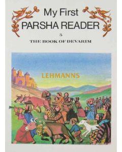 My First Parsha Reader 5 - Devorim
