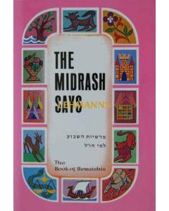 The Midrash Says 1 - Bereishis