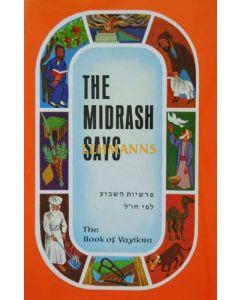 The Midrash Says 3 -Vayikra
