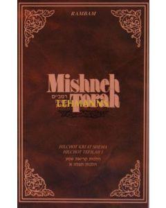 Mishneh Torah #5 -Kedushah