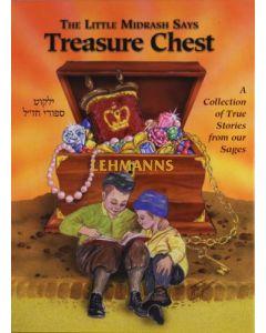 The Little Midrash Says Treasure Chest 1