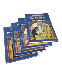 Stories of Tzaddikim (Plasticated paperback)