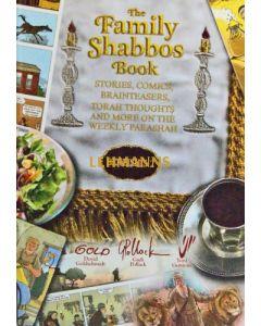 Family Shabbos Book - Bereishis 2