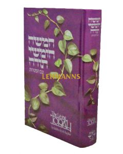 The Living Torah - Hebrew and English (1 Vol)