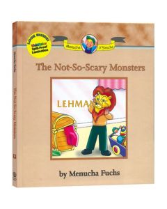 Not-So-Scary Monsters (Menucha V'Simcha Series #9)