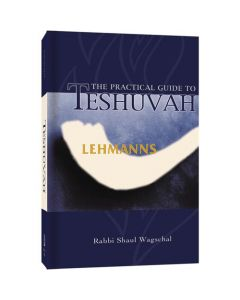Practical Guide to Teshuvah
