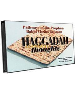 Artscroll: Haggadah Thoughts Audio CD by Rabbi Yisroel Reisman