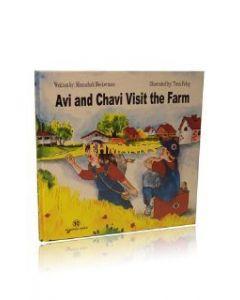 Avi and Chavi Visit the Farm (My Middos World 10)