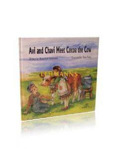Avi and Chavi Meet Cocoa the Cow (My Middos World 11)