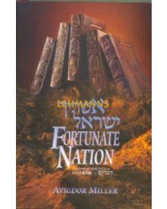 Fortunate Nation - Devarim