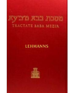Bava Metzia (Soncino Press Babylonian Talmud)