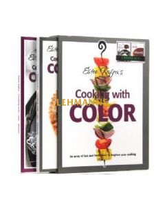 Cooking with Color - An array of fast and fresh ideas to brighten your cooking