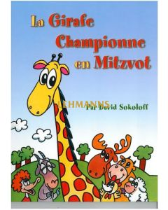 Girafe Championne en Mitzvot