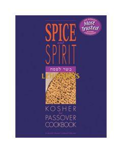 Spice & Spirit Passover Cookbook