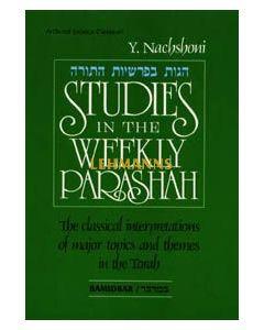 Studies in the Parsha 4: Bamidbar (Paperback)