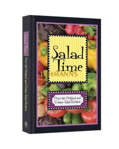 Salad Time, Kosher Cookbook