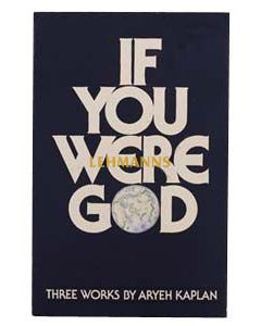 If You Were G-d