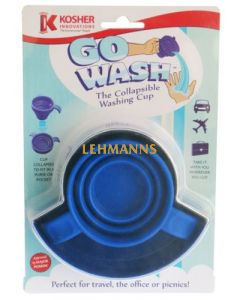 Go Wash - The Collapsible Washing Cup
