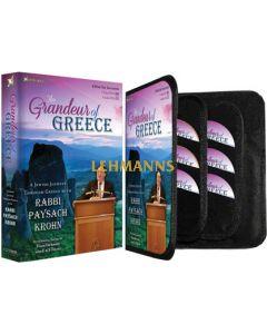 The Grandeur of Greece - A Jewish Journey through Greece with R. Paysach Krohn, 6 Disc set: Inclu