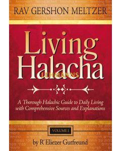 Living Halacha - Vol. 1