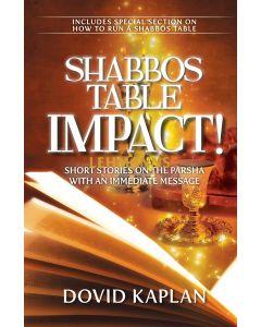 Shabbos Table Impact!