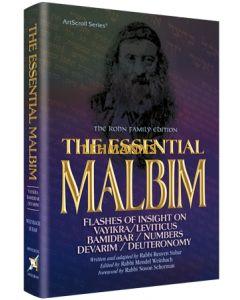 The Essential Malbim - Vayikra, Bamidbar and Devarim