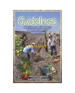 Guidelines to Shemittah - New Edition