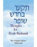Feldheim: Tik'u ba-Chodesh Shofar by Rabbi Avigdor HaLevi Nebenzahl